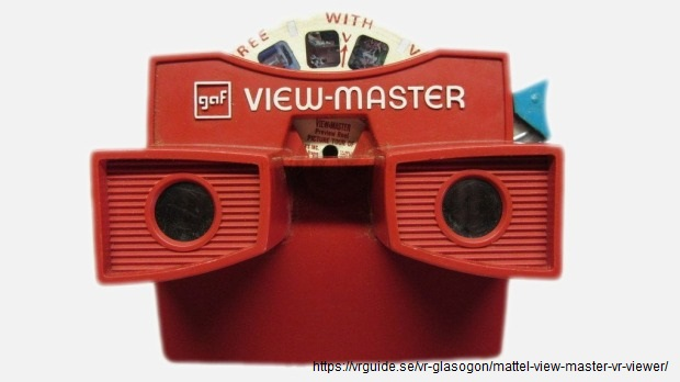 View-Master tool